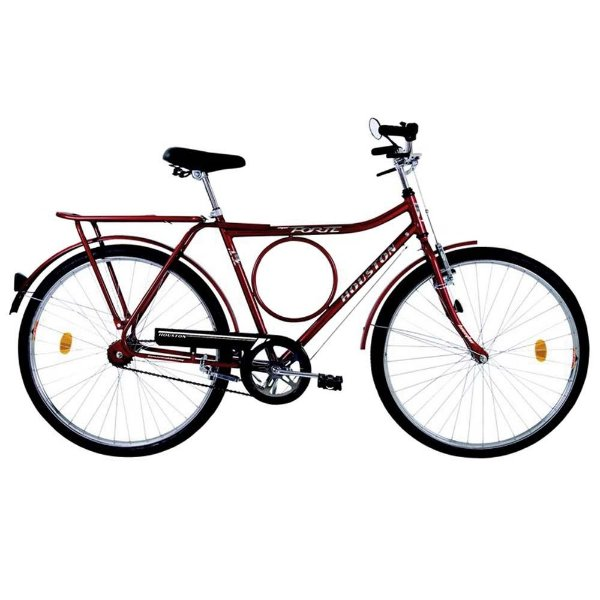 BICICLETA HOUSTON SUPER FORTE A26 VERMELHA SF26V2M