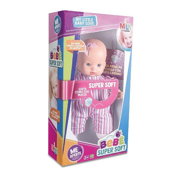 Bebê Super Soft My Litte BABY LOVE 377MILK