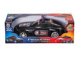 New Car Polícia E Resgate Ref: 139 Bs Toys