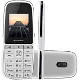 Celular Multilaser UP Play P9077, Dual Chip, MP3, Câmera - Branco