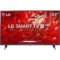 TV LG 43 SMART 43LM6300 LED FHD/THINQ/AI/CONV/HDMI/WIFI