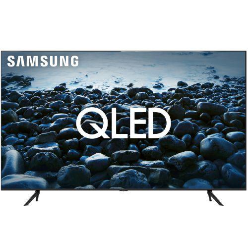 TV 55P SAMSUNG QLED SMART WIFI COMANDO DE VOZ - QN55Q60TAGXZD