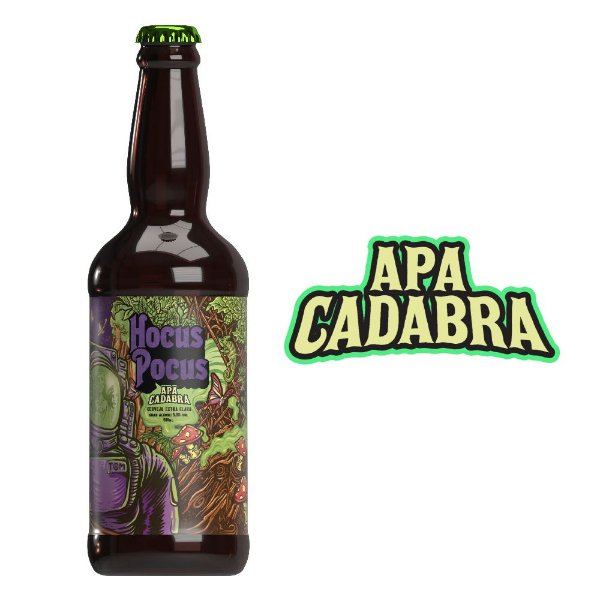 APA Cadabra - American Pale Ale - 5,2% ABV - 500ml