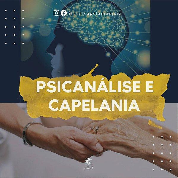 Combo Capelania + Psicanálise