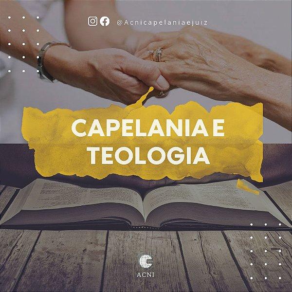 Combo Teologia + Capelania