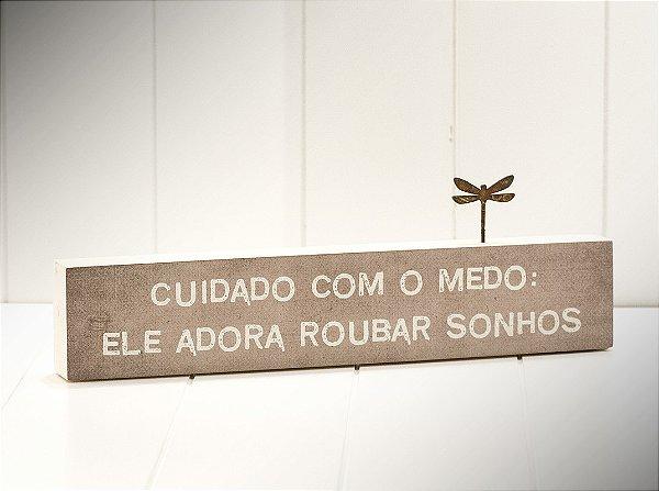 BLOCO DE PALAVRAS MAD. CLARA ID CUIDADO COM...