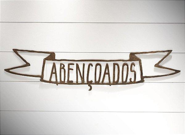 "BANNER FERRO ""ABENCOADOS"" P"