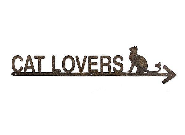FLECHA DE FERRO CAT LOVERS