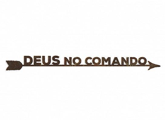 SETA DE FERRO DEUS NO COMANDO
