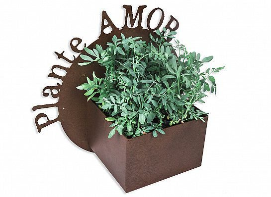 PAINEL CACHEPO PLANTE AMOR