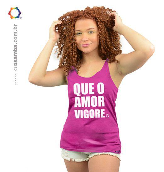 Regatinha Que o Amor Vigore DS21