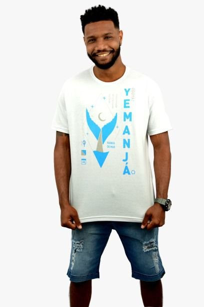 T-Shirt Yemanjá DS20