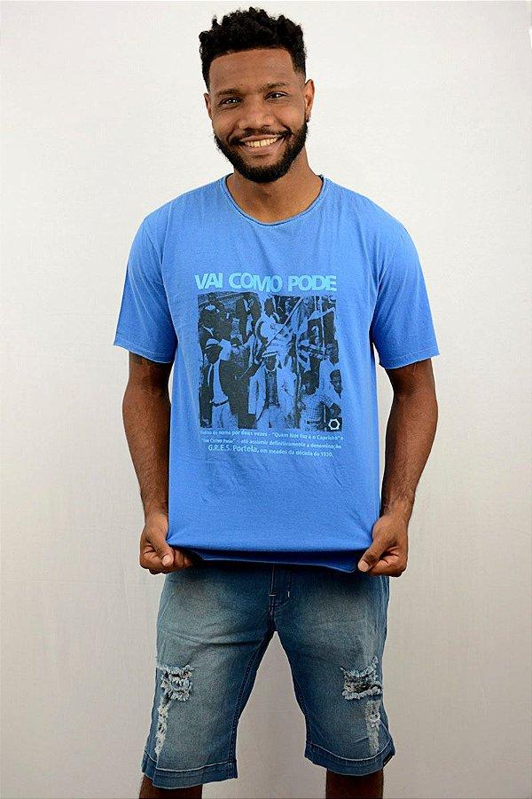 T-shirt Vai Como Pode