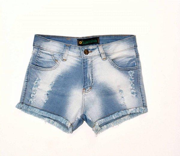Short Jeans Médio DS