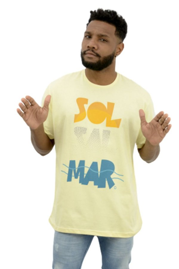 T-shirt Sol Sal e Mar DS20