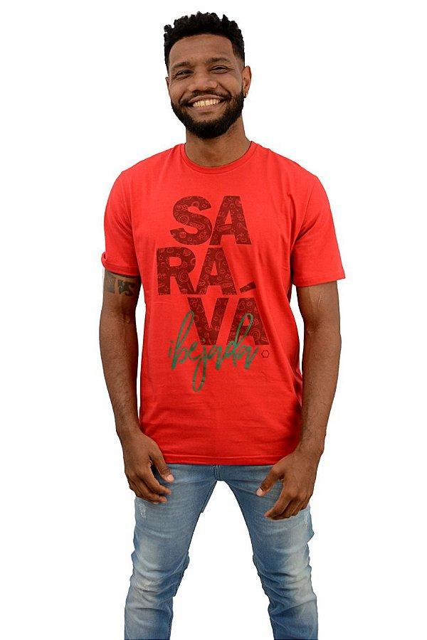 Camisa Saravá Ibejada