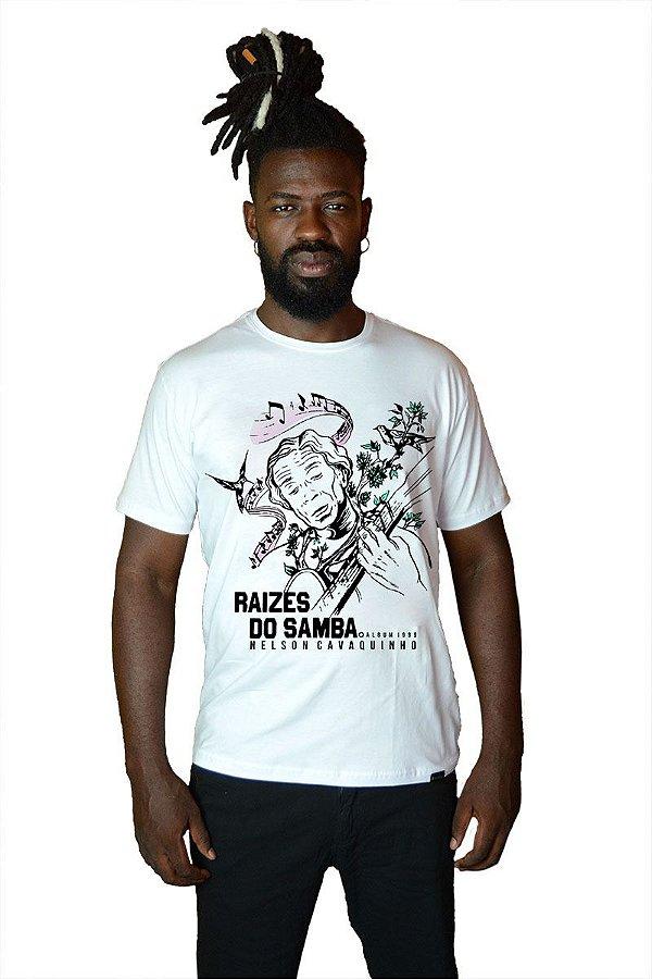 Camisa Masculina Raízes do Samba D SAMBA 21