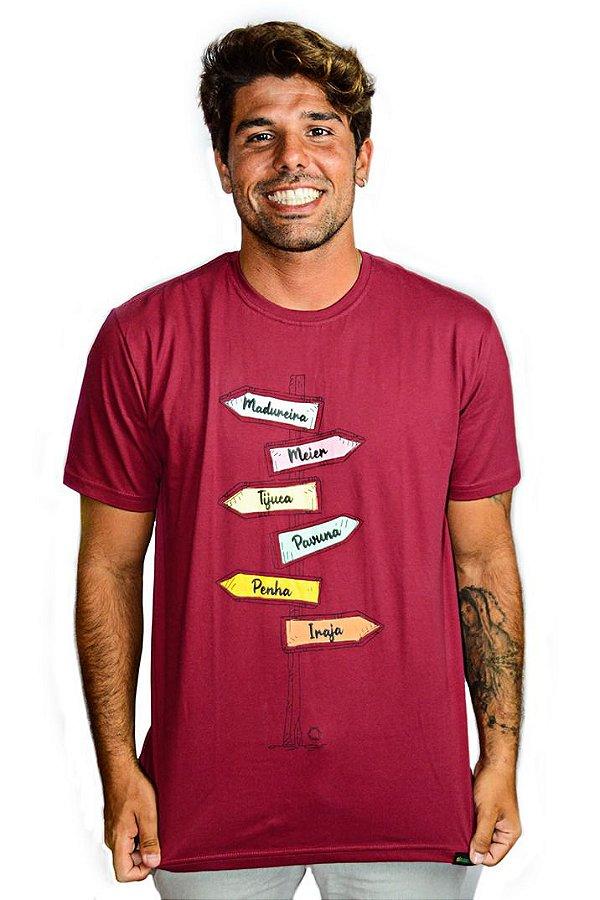 Camisa Placas Subúrbio DS21