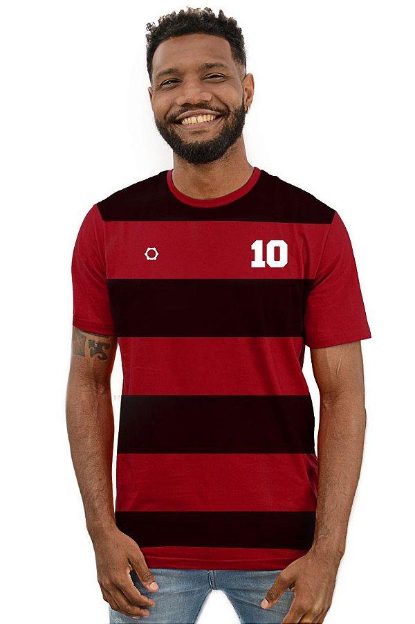 Camisa Masculina Flamengo D SAMBA 21