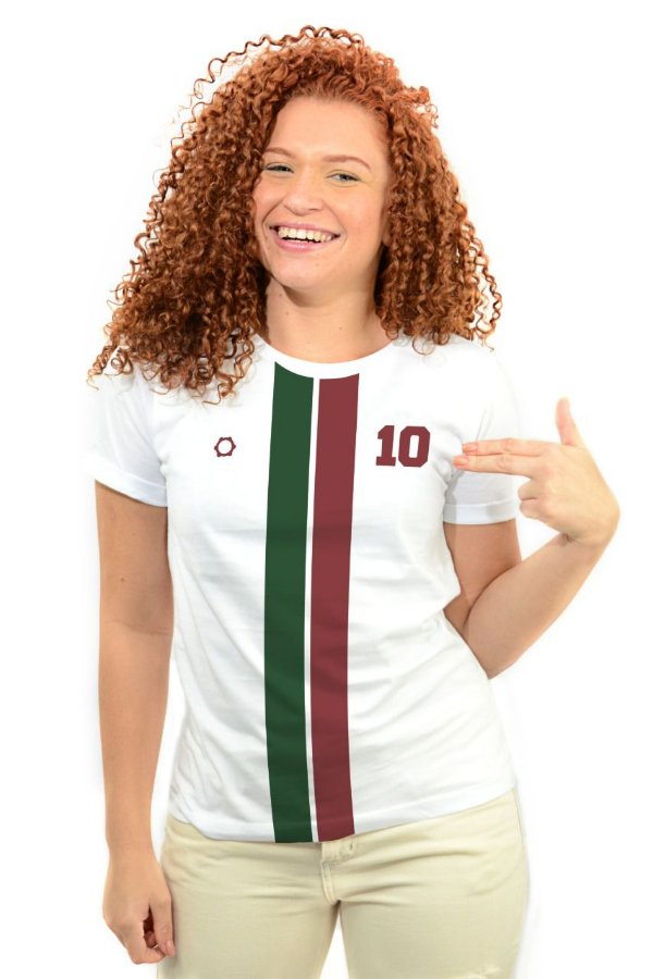 Blusa Feminina Fluminense D SAMBA 21