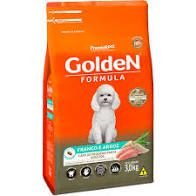 GOLDEN FORM CÃES FRANGO MINI BITS AD 3KG