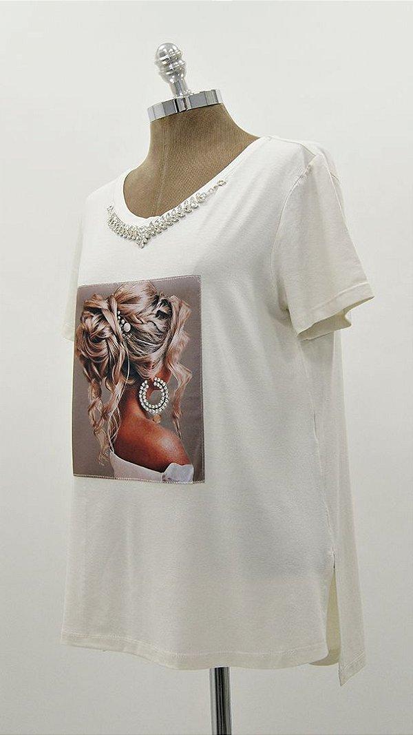 T-Shirt Patch Brinco