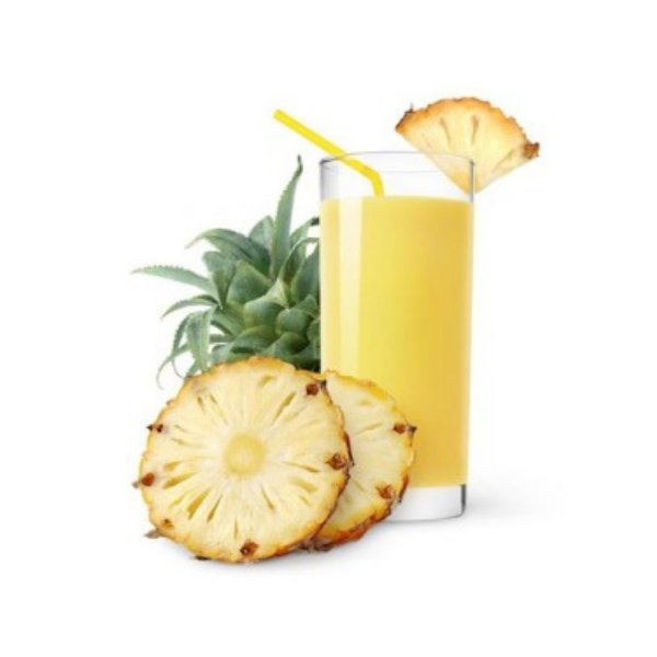 Suco Natural de Abacaxi com Hortelã 250ml