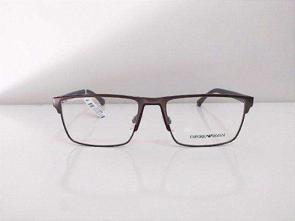 EMPORIO ARMANI EA1095 3003 + Lentes Multifocais Vision Glass