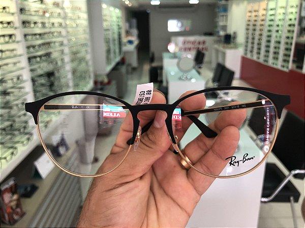 Oculos rayban Rx 6375 3051 53