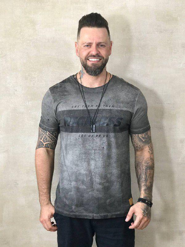 Camiseta Tonon Brand Reckless