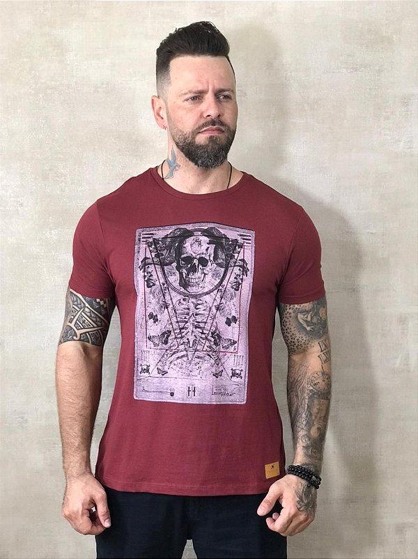 Camiseta Tonon Brand Corpus Caveira