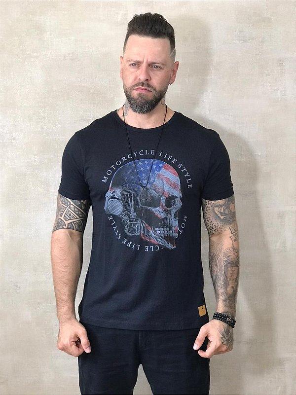Camiseta Tonon Brand Motorcycle