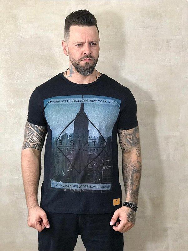 Camiseta Tonon Brand Empire State