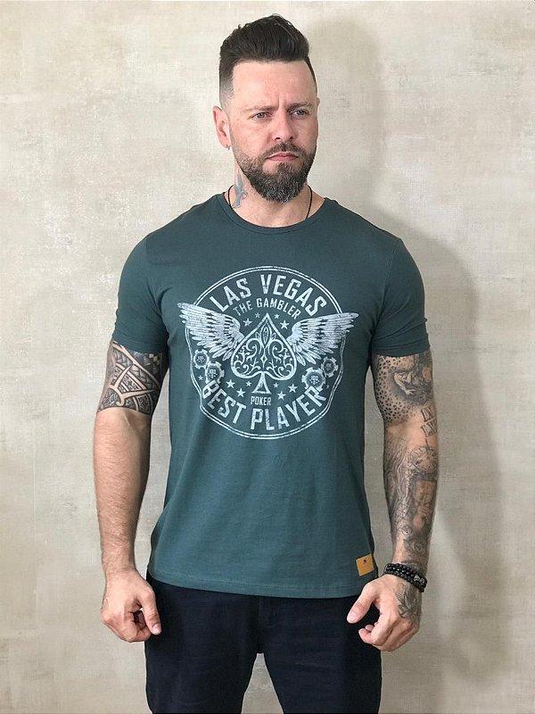 Camiseta Tonon Brand Vegas