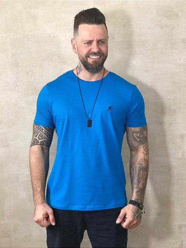 Camiseta Tonon Basic Azul