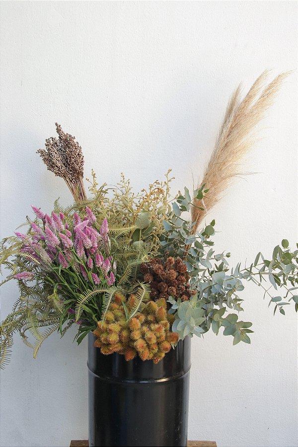 KIT FLORES SECAS - AMAPÁ FLOWER SHOP