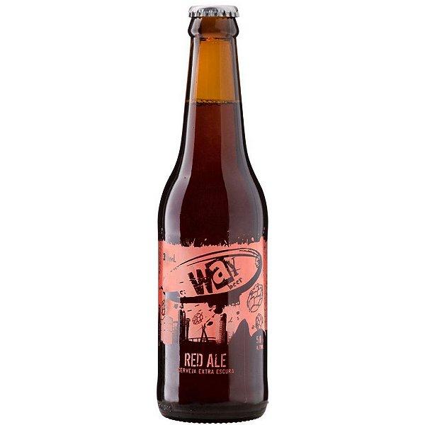 Cerveja Way Red Ale 355ml