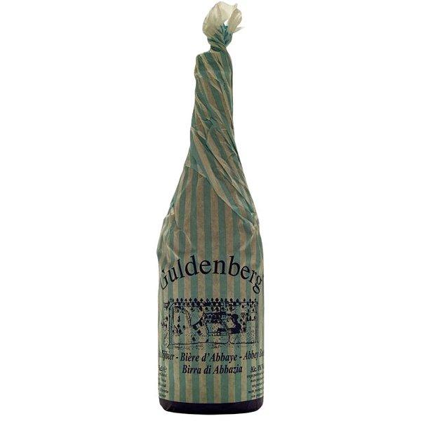 Cerveja De Ranke Guldenberg Belgian Tripel Garrafa 750ml
