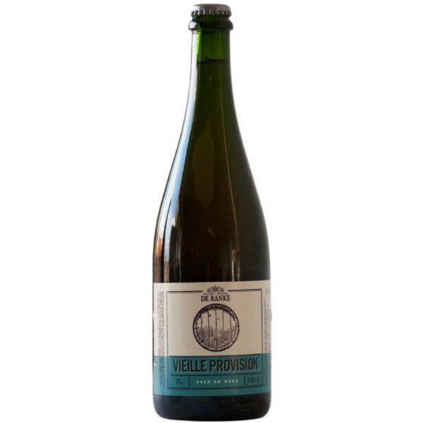 Cerveja De Ranke Vieille Provision Wild Ale Garrafa 750ml