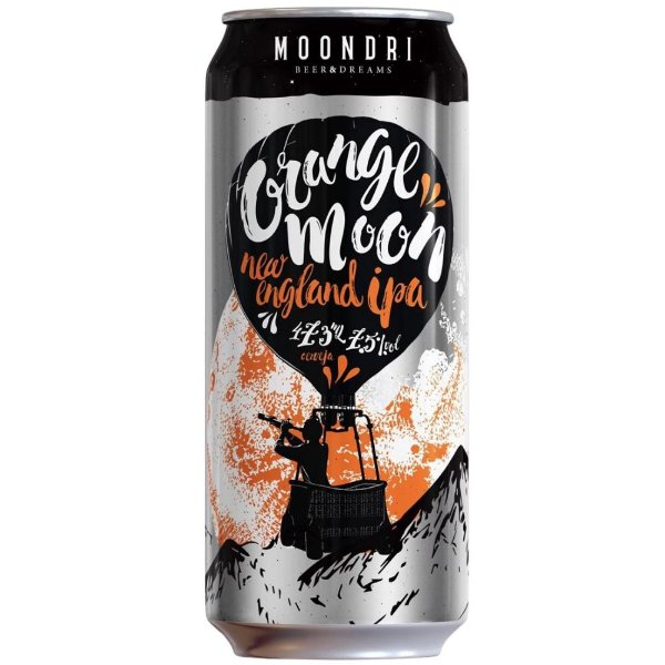 Cerveja Moondri Orange Moon NE IPA 473ml