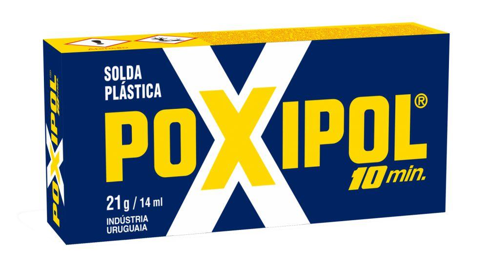 POXIPOL METALICO 21g