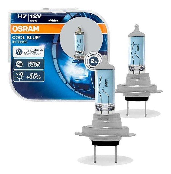 Lampada Osram Cool Blue Intense H7 Par Xenon Look 4200k