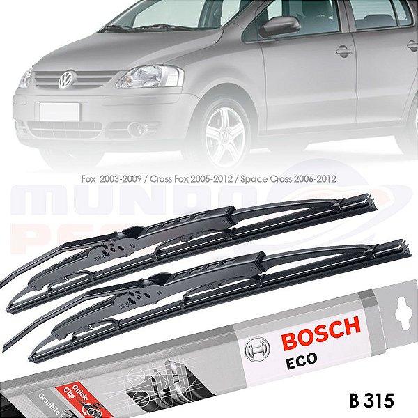 Palheta Limpador De Para-brisa Fox Idéia Original Bosch