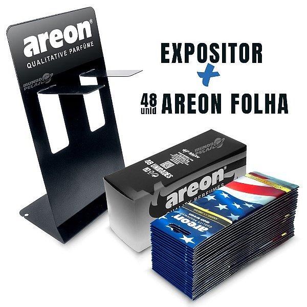 Areon Folha 48 Unidades + 1 Expositor