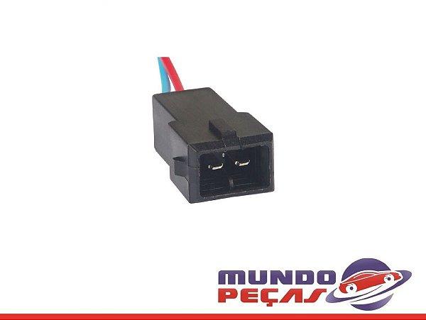 Chicote de Injeção Eletrônica Bulldog - 2 Vias - Macho