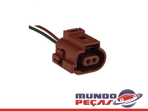 Chicote Aux. Compressor do Ar Condicionado Fox/vw - 2 Vias