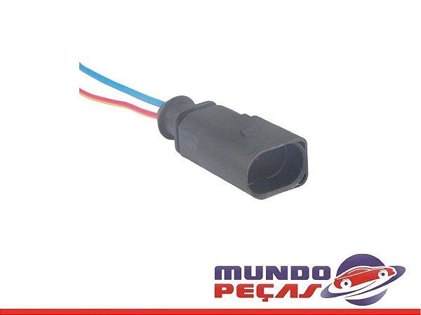 Chicote Interruptor Luz de Ré Fox Up - 2 Vias - Macho