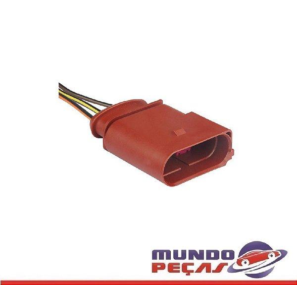 Chicote do Sensor Hego Gol G Iv 1.6 - 4 Vias - Macho - Uni