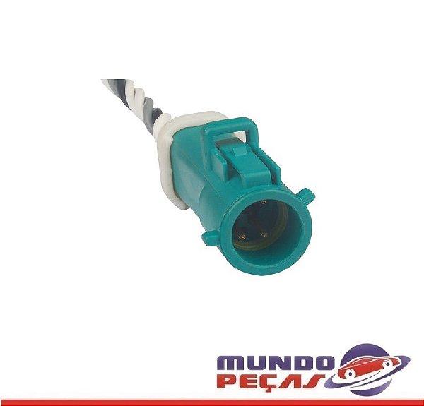 Chicote da Sonda Lambda Ranger/focus/new Fiesta - 4 Vias - Macho - Uni