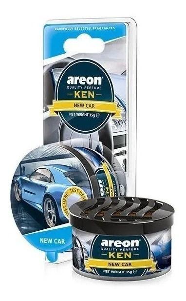 Aromatizante Carro Areon Ken New Car Perfume Carro Novo